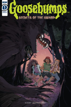 Goosebumps: Secrets of the Swamp #1