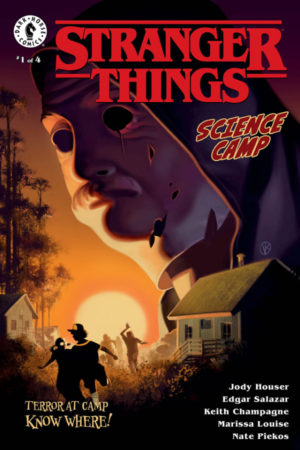 Stranger Things: Science Camp #1