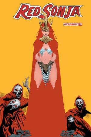 Red Sonja (2019-) #19