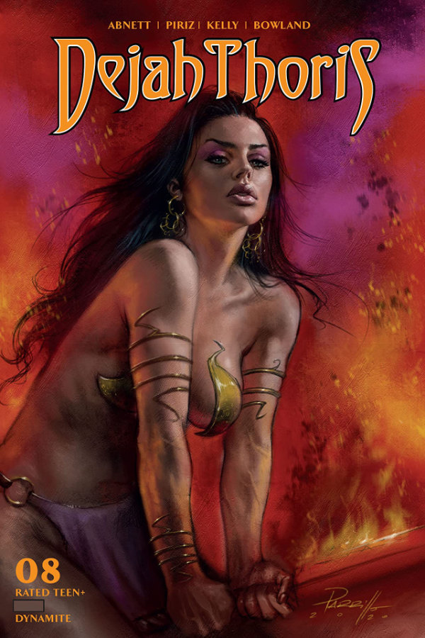 Dejah Thoris (2019-) #8