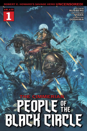 Cimmerian #1: People of the Black Circle