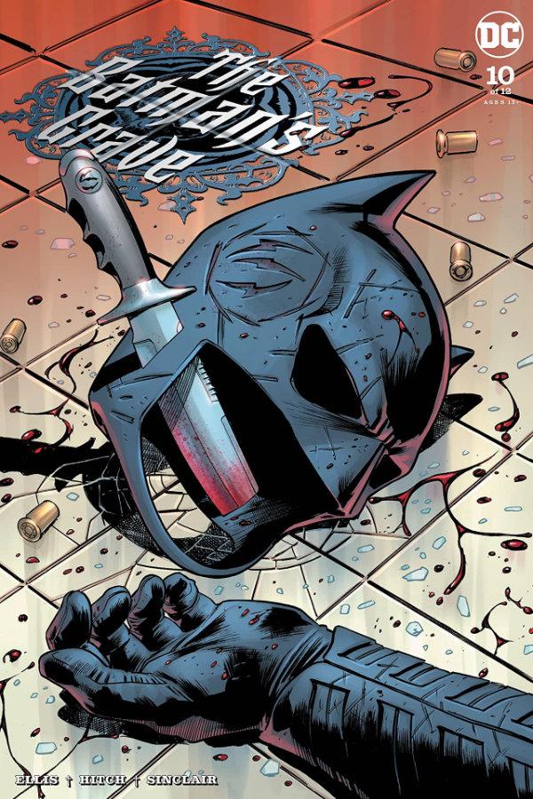 Batman's Grave (2019-) #10