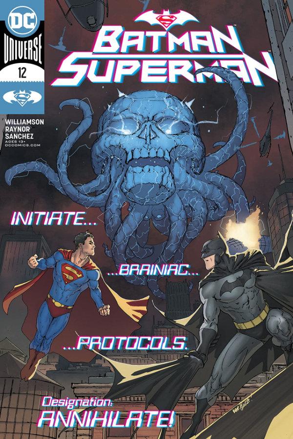Batman / Superman (2019-) #12