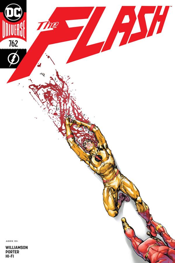 Flash (2016-) #762