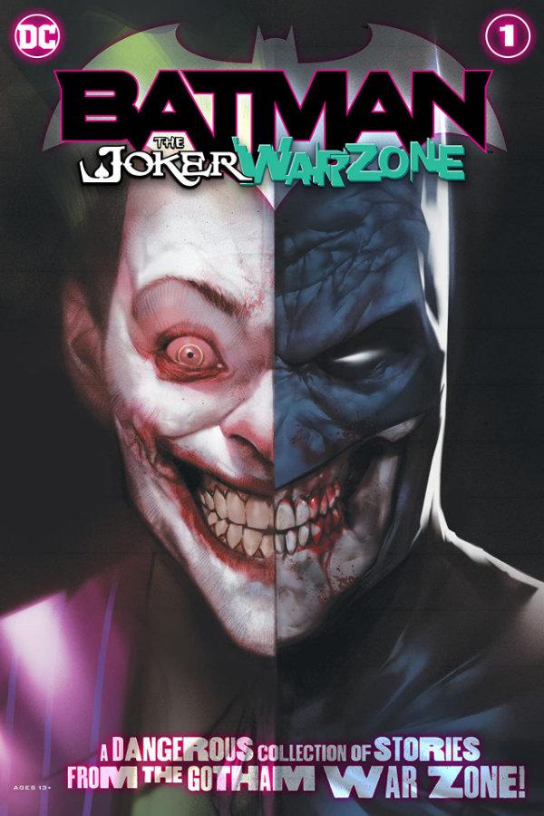 Batman: The Joker War Zone (2020) #1