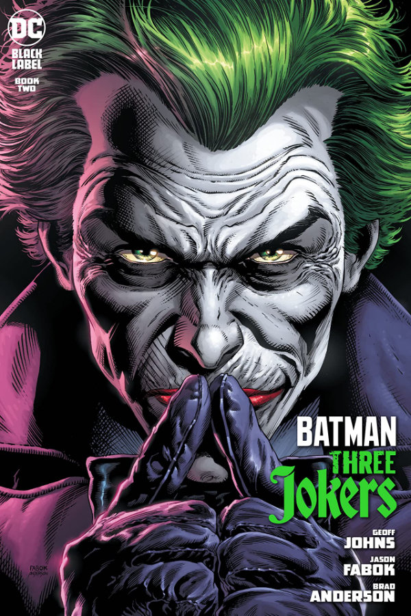 Batman: Three Jokers (2020) #2