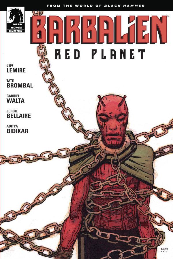 Barbalien: Red Planet