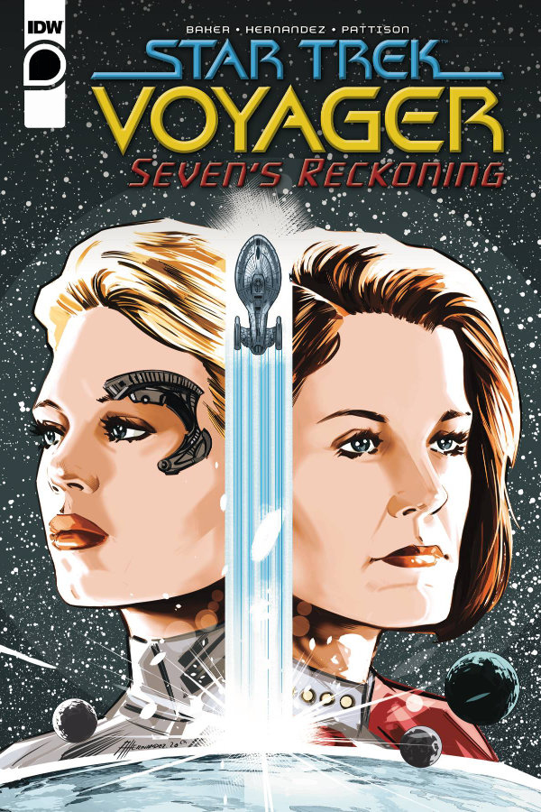 Star Trek: Voyager – Seven's Reckoning