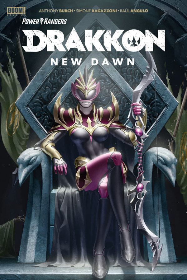 Power Rangers: Drakkon – New Dawn