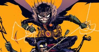 Dark Nights: Death Metal Robin King (2020) #1
