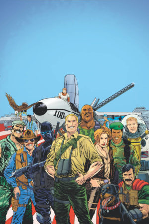 G.I. Joe: A Real American Hero - Yearbook #1