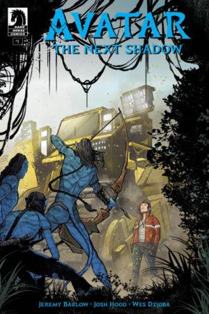 Avatar: Next Shadow #1