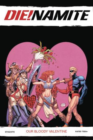 Die!namite: Bloody Valentine