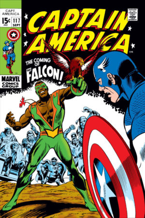 Captain America #117 (Facsimile)