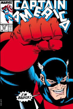 Captain America #354 (Facsimile)
