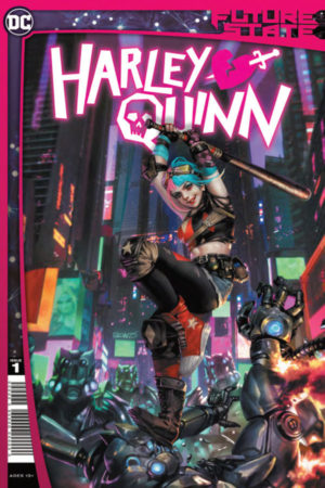 Future State: Harley Quinn #1