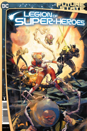 Future State: Legion of Super-Heroes #1