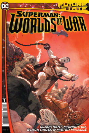 Future State: Superman - Worlds of War #1