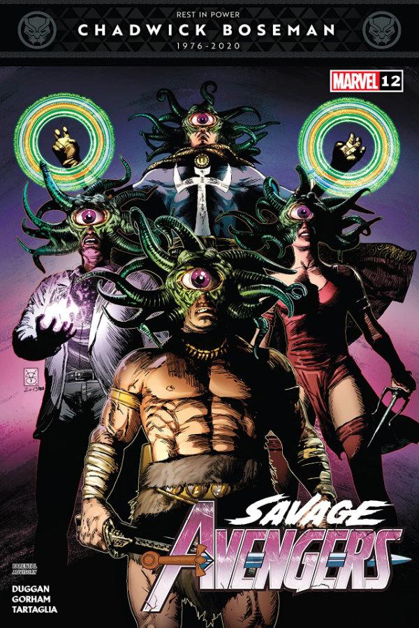 Savage Avengers (2019-) #12