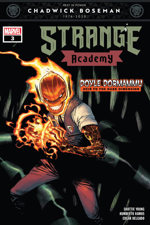 Strange Academy (2020-) #3