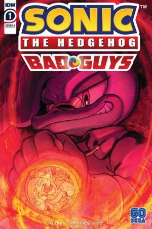 Sonic: Bad Guys #1