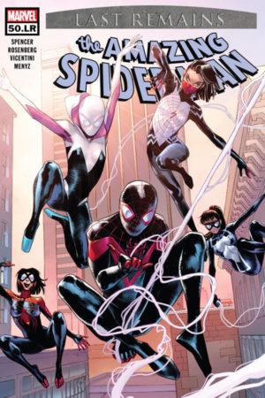 Amazing Spider-Man (2018-) #50.LR