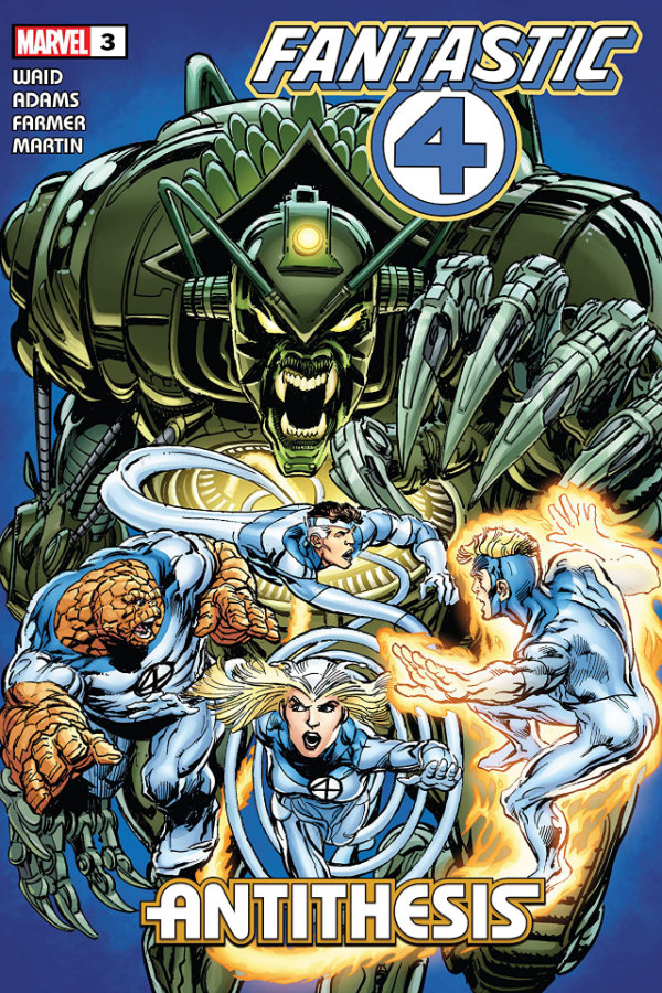 Fantastic Four: Antithesis (2020) #3