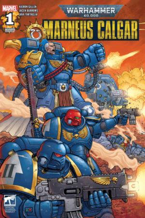 Warhammer 40,000: Marneus Calgar (2020-) #1