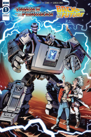 Transformers / Back to the Future #1