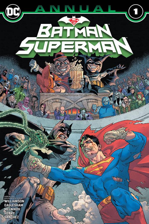 Batman / Superman (2019-) Annual #1