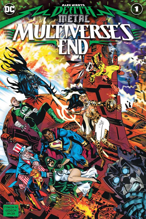 Dark Nights: Death Metal - Multiverse's End (2020-) #1