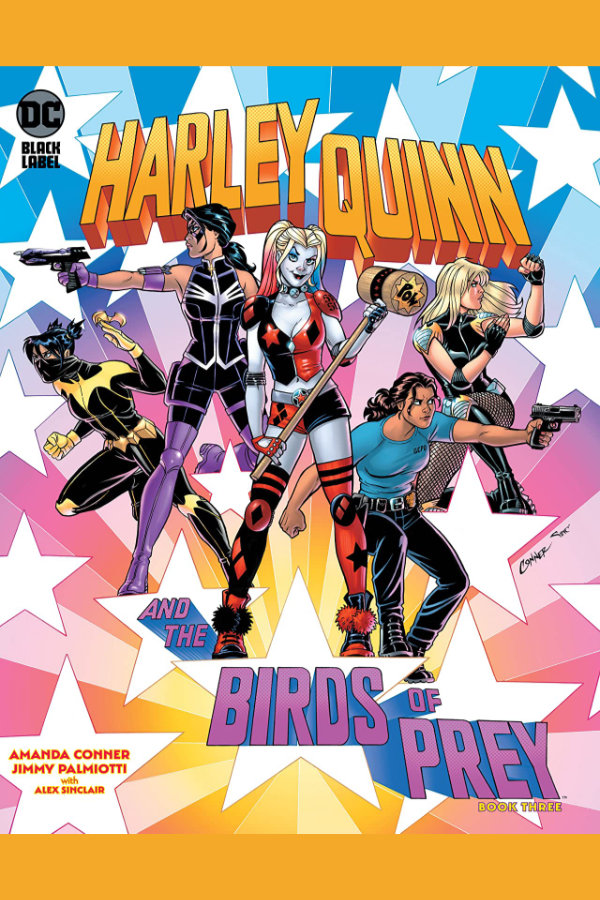Harley Quinn and the Birds of Prey (2020-) #3