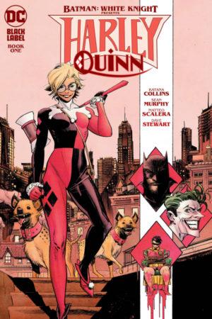 Batman: White Knight Presents: Harley Quinn (2020) #1