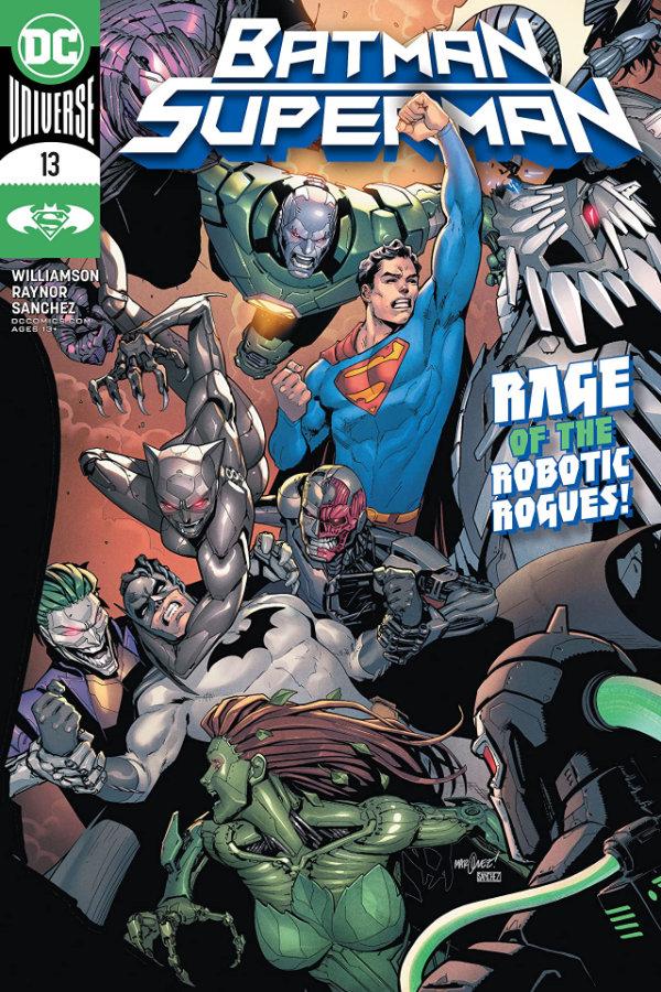 Batman / Superman (2019-) #13