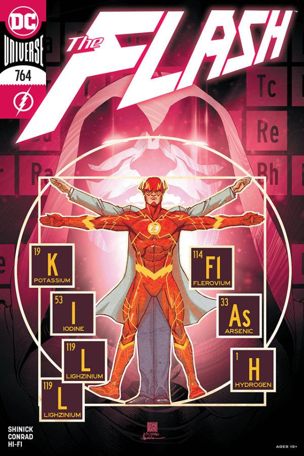 Flash (2016-) #764