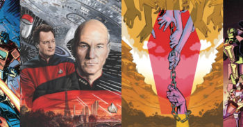 Solicitations: February 2021 – IDW Publishing