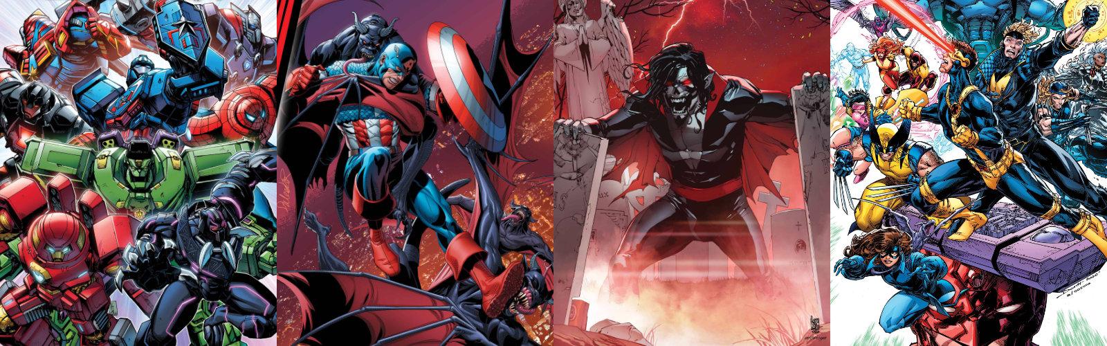 Solicitations: February 2021 – Marvel Comics