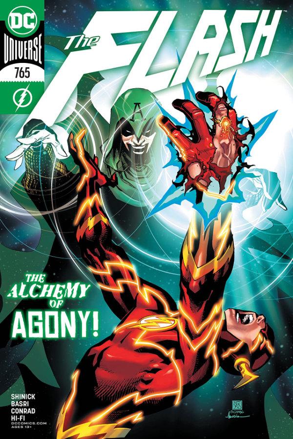 Flash (2016-) #765