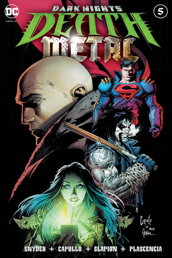 Dark Nights: Death Metal (2020-) #5