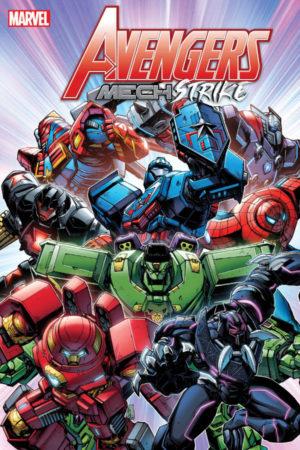 Avengers: Mech Strike #1
