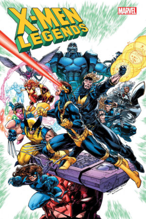 X-Men: Legends #1