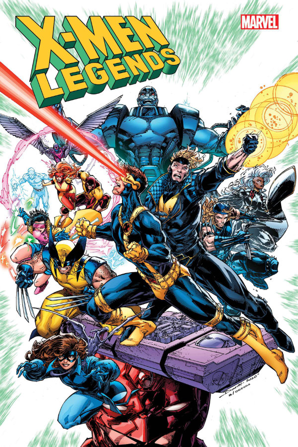 X-Men: Legends #1