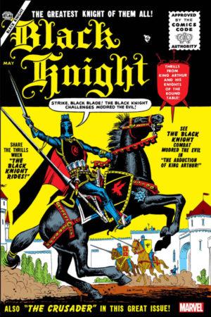 Black Knight #1 (Facsimile)