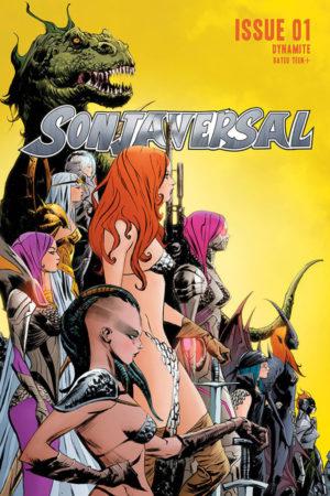 Sonjaversal #1