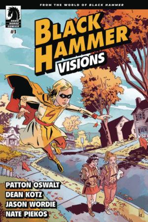 Black Hammer: Visions #1
