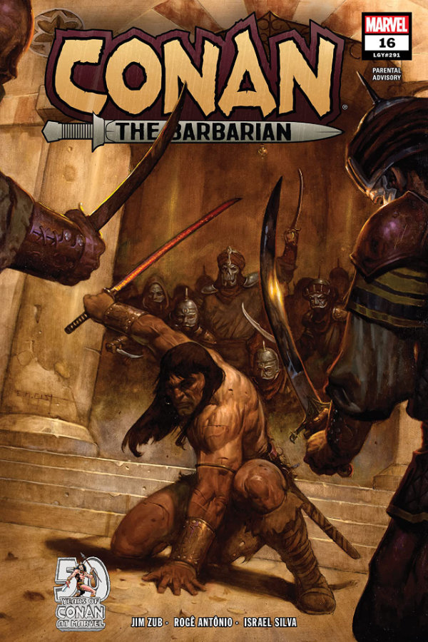 Conan The Barbarian (2019-) #16