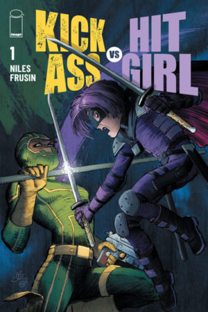 Kick-Ass Vs Hit-Girl #1