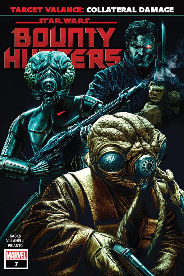 Star Wars: Bounty Hunters (2020-) #7