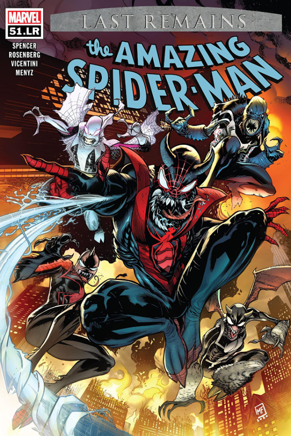 Amazing Spider-Man (2018-) #51.LR