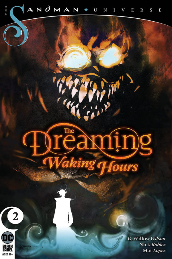 Dreaming: Waking Hours (2020-) #2